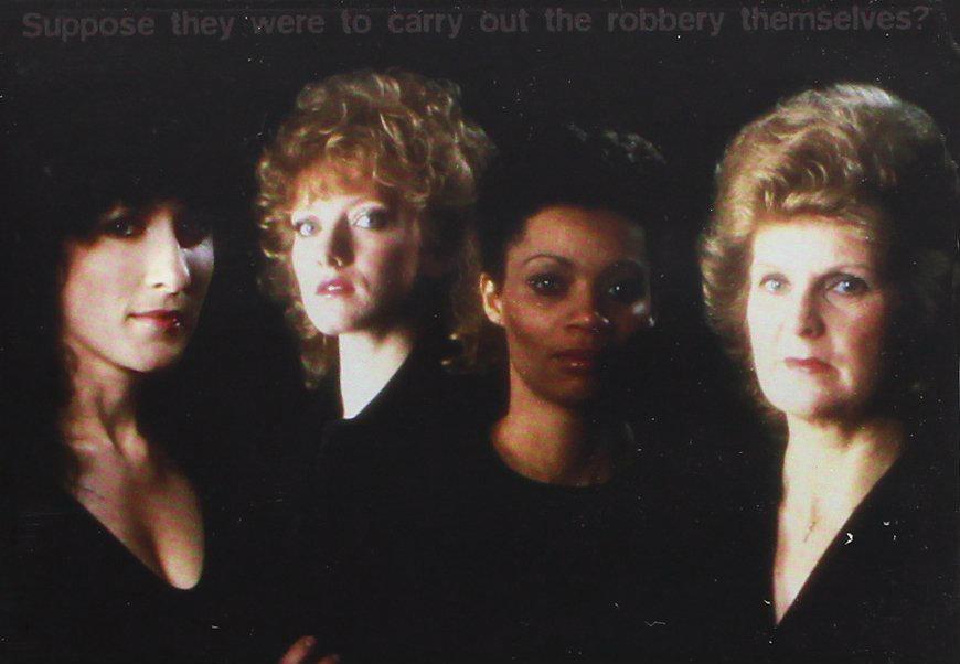 Widows TV drama series by Lynda La Plante
