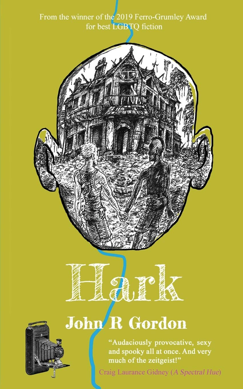 Hark book cover by John R Gordon